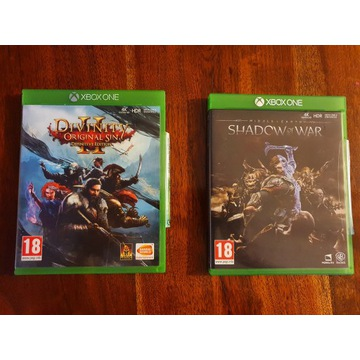 Divinity Original Sin 2 + Shadow of War