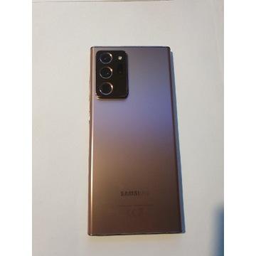 Samsung Galaxy Note 20 ultra 5g + akcesoria