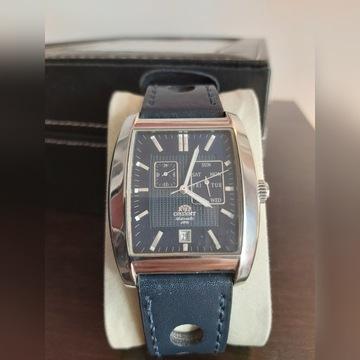 Orient DayDate chronograf idealny!