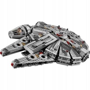 Kompatybilne z Lego Star Wars Falcon Millenium