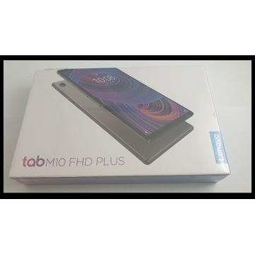 Tablet Lenovo M10 FHD Plus - Nowy - Zafoliowany