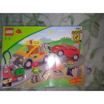 Lego Duplo 4964 pomoc drogowa