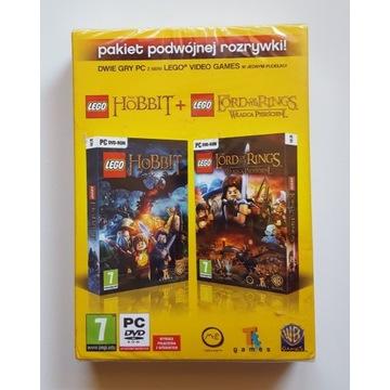 LEGO WŁADCA PIERŚCIENI + LEGO HOBBIT *POLSKA* NOWE