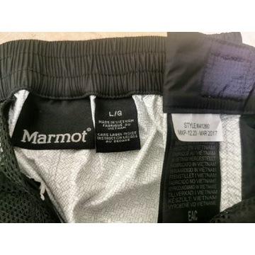 Spodnie przeciwdeszczowe marmot