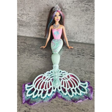 Lalka Barbie syrena