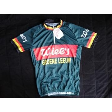 Koszulka kolarska rowerowa Kallisto Wiees (M) Nowa