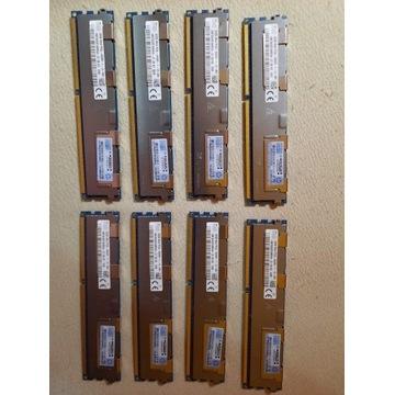 Pamięć ram hurt - 22 sztuki - 32 GB ECC DDR3