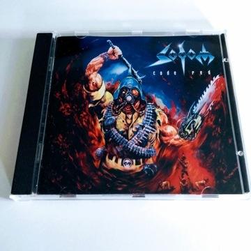 "SODOM - ""Code Red""  CD"