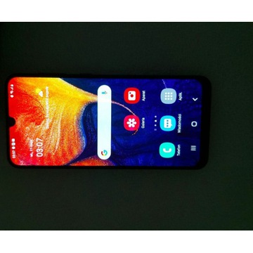 Samsung Galaxy a50 +etui samsunga