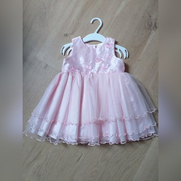 Sukienka Ladybird 3-6 miesięcy