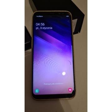 Samsung Galaxy s8+ uszkodzony