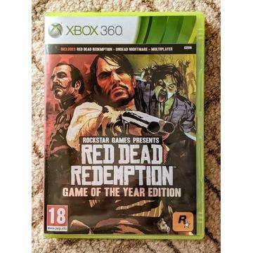 Red Dead Redemption GOTY [Xbox 360]