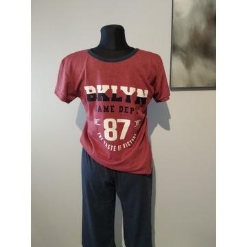 Piżama męska bawełniana S, M, L, XL, 2XL