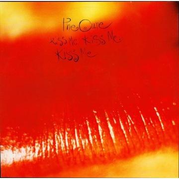THE CURE - KISS ME KISS ME KISS ME - CD NOWA TANIO