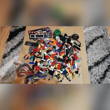 Lego Mix Star Wars Ninjago Chima prawie 2kg