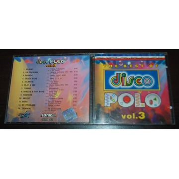 The Best Of Disco Polo vol.3 Sonic