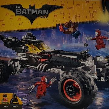 LEGO 70905 Batman Movie Batmobil, 0 zł przesyłka
