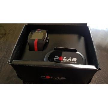 Zegarek sportowy Polar FT7 (czarno-czerwony)