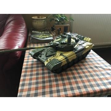 Model Czołg T-72 złożony komplet De Agostini 1:16