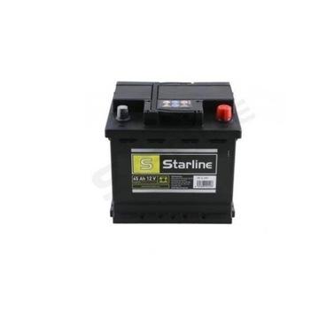 Akumulator Starline 45Ah 400A Nowy Gwarancja