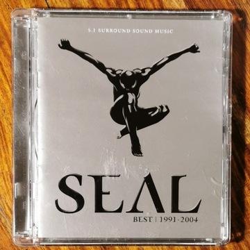 SEAL - Best 1991-2004 - DVD-A 5.1. stan BDB