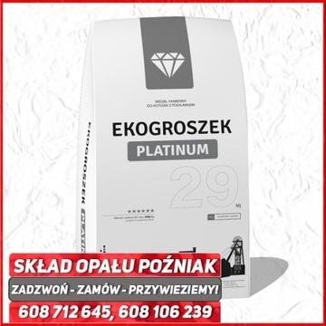EKOGROSZEK PLATINUM - Ekogroszek workowany 29 Mg