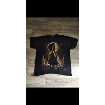 3 szt. T-shirt rock, metal, gothic, goth