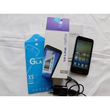 Smartfon TP-Link Neffos Y50 Dual-SIM, obsługa LTE