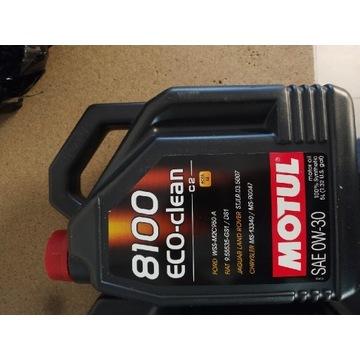 Olej 8100 ECO-clean C2 0W-30 Motul
