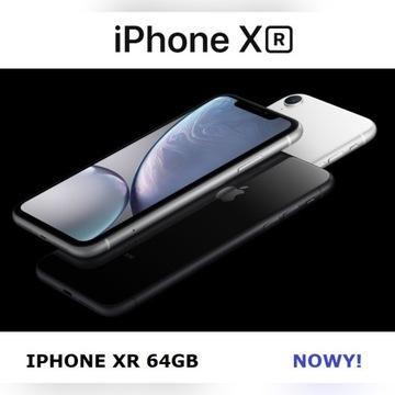 IPHONE XR 64 GB BLACK