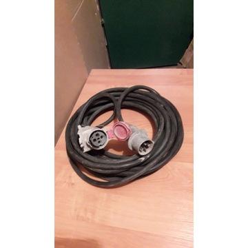 Przedłużacz elektryczny z oprzyrządowaniem