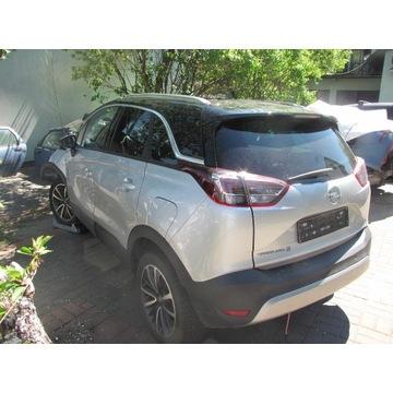 Opel Crossland X   2019 rok   - uszkodzony