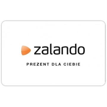 Karta podarunkowa, bon, voucher ZALANDO 330,88PLN