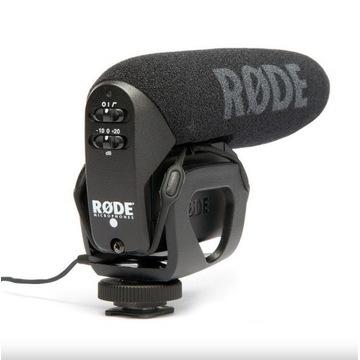 mikrofon VideoMic Pro Rycote