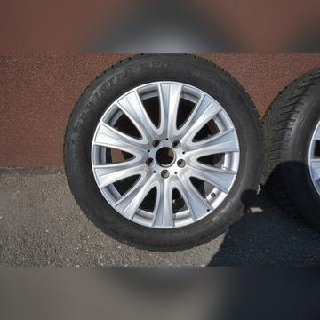 Mercedes W 221 Kola Dunlop Sport 245/50/18 Zima