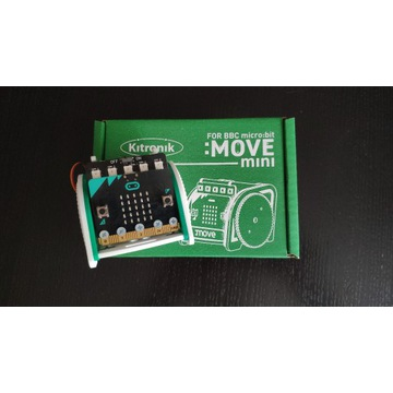 Zestaw mirco:bit Move mini od Kitronik