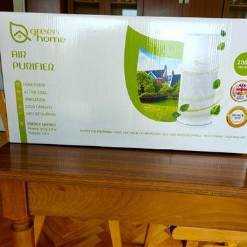 Oczyszczacz powietrza Green Home