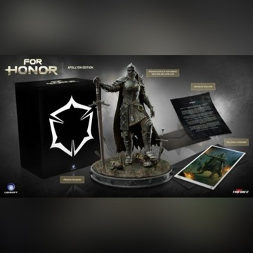 Edycja Kolekcjonerska For Honor ps4 Xbox one Pc