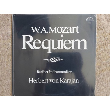 MOZART - REQUIEM, UWERTURY (2 LP)