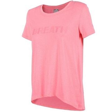 Koszulka T-shirt damski thirt 4F rozmiar M różowa