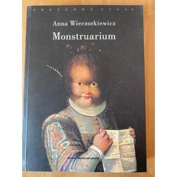 Monstruarium - Anna Wieczorkiewicz