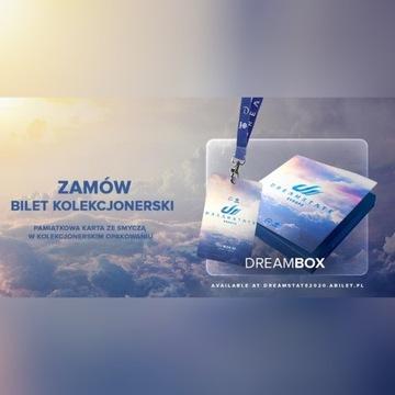 Bilet Dreamstate Europe Kolekcjonerski DreamBox