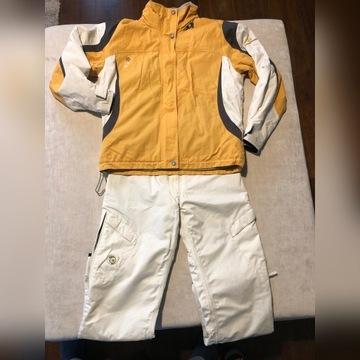 Spodnie i kurtka narciarska Rossignol