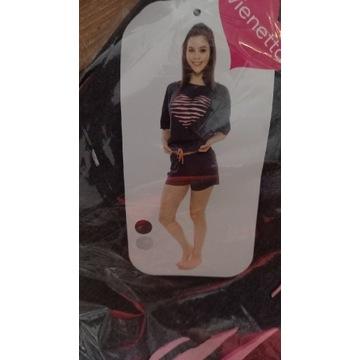 Piżama damska młodzieżowa r. S,M,L,XL