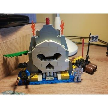 Klocki LEGO System Pirates 6248 Volcano Island