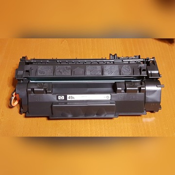 Nowy Oryginalny toner HP 49A Q5949A