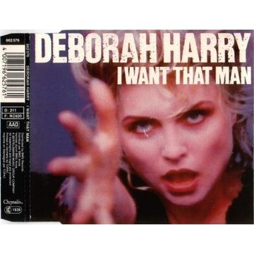 Deborah Harry - I Want That Man - Maxi CD