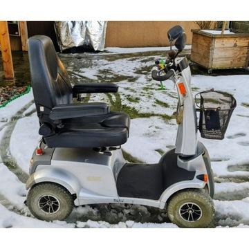 Wózek inwalidzki skuter elektryczny Meyra Cityline
