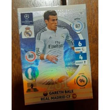 PANINI Karta Gareth Bale GAME CHANGER 14/15