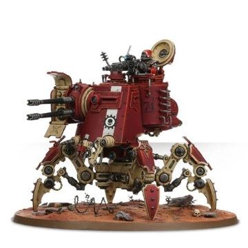 Adeptus Mechanicus Onager Dunecrawler Admech Tank